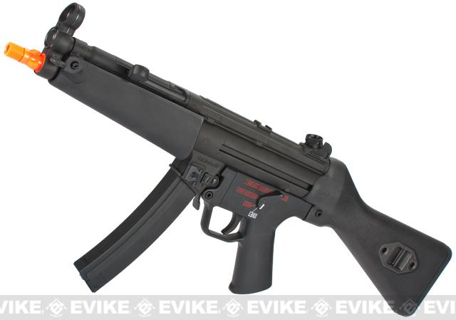 Pre-Order ETA January 2018 H&K MP5A4 Full Metal Airsoft AEG Rifle by Umarex