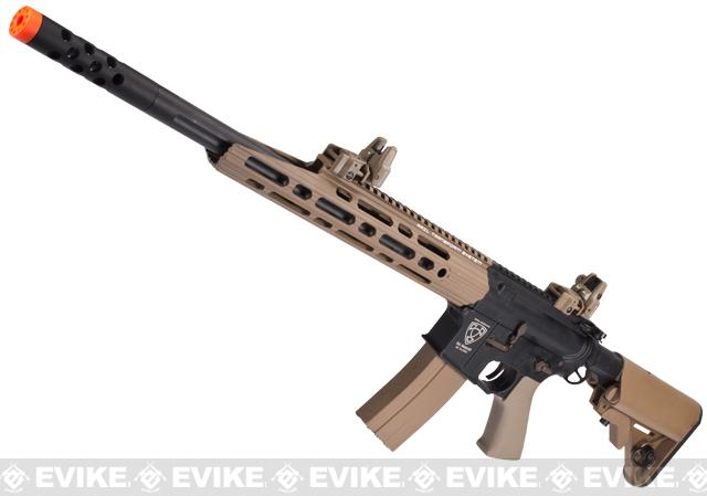 Bone Yard - APS M4 Guardian Match Full Metal Airsoft EBB AEG (Store Display, Non-Working Or Refurbished Models)
