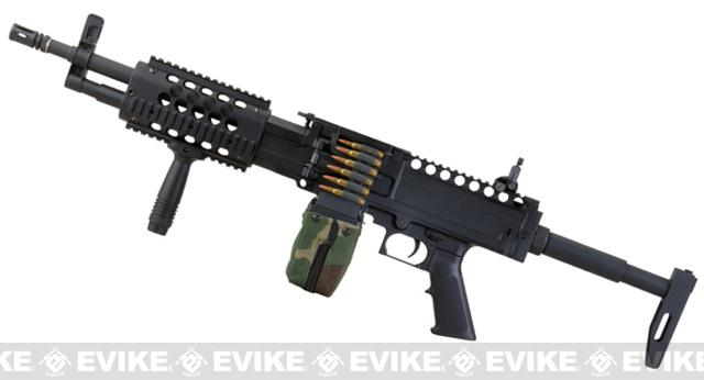 Z ares full metal stoner lmg amg airsoft aeg machine gun saw evike hover or touch above to zoom thecheapjerseys