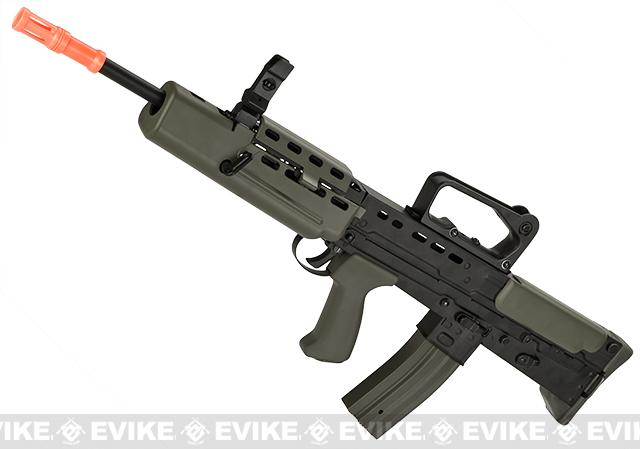 Pre-Order ETA January 2018 Army Full Steel Metal Body L85A1 / R85A1 Full Size Airsoft AEG Rifle