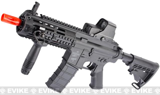 z Bushmaster Licensed M4 Carbon 15 Airsoft AEG Rifle by ICS