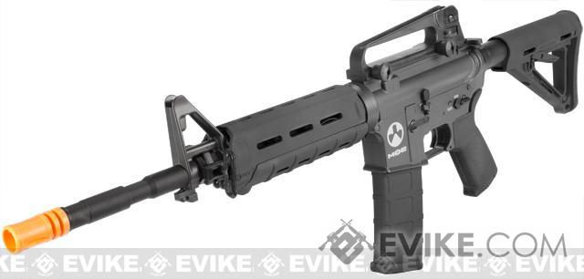 z Classic Army Sportline MOE M4 Carbine Airsoft AEG Rifle Value Package - Black