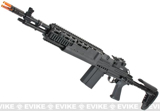 z Classic Army Full Metal M14 EBR Scout Airsoft AEG Rifle