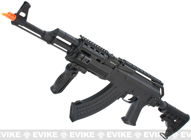 CYMA Full Metal AK74 CPW Contractor Airsoft AEG Rifle - (Package: Gun Only)