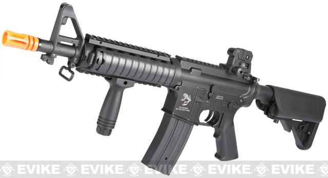 Echo1 M4 ST6 Full Size Airsoft AEG Rifle (Color: Black)