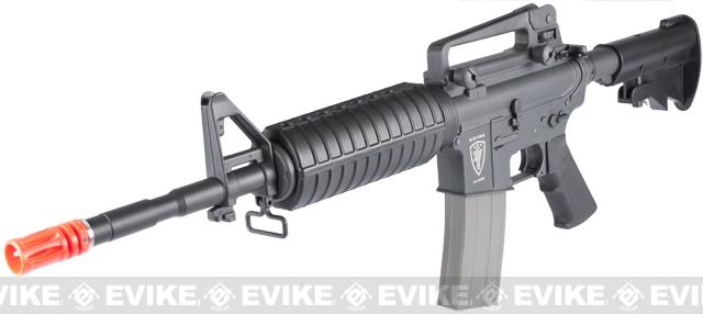 z ARES Elite Force M4A1 Carbine Airsoft AEG Rifle - Black