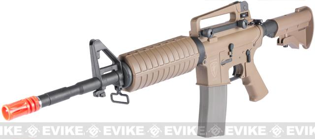 z ARES Elite Force M4A1 Carbine Airsoft AEG Rifle - Dark Earth
