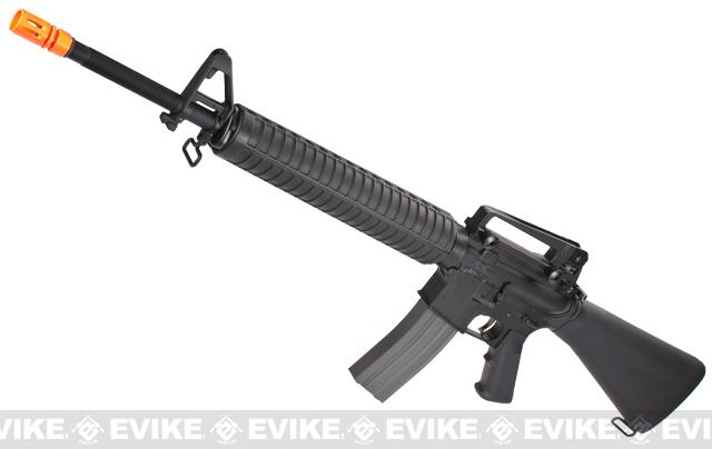 Pre-Order ETA August 2017 G&G Top Tech GR16 Full Metal A3 Blowback Airsoft AEG Rifle - (Package: Rifle)