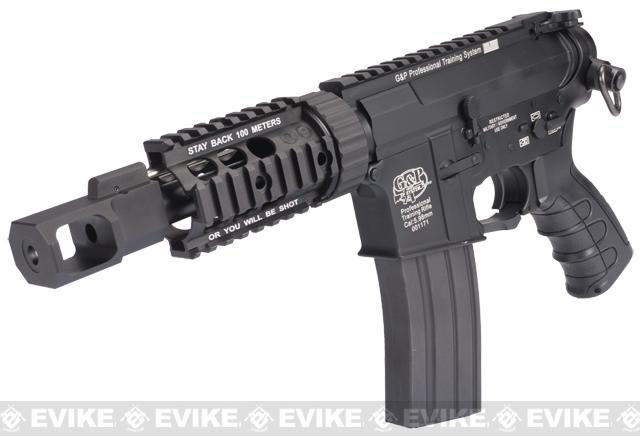G&P Baby Monster M4 Airsoft AEG Rifle (Package: Add Battery + Charger)