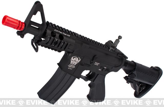 G&P M4 Paratrooper Airsoft AEG Rifle (Package: Add Battery + Charger)