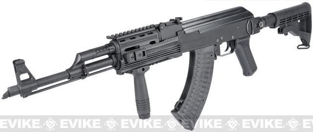 Bone Yard - G&P Custom Full Metal Contractor AK47 Tactical Airsoft AEG Rifle (Store Display, Non-Working Or Refurbished Models)