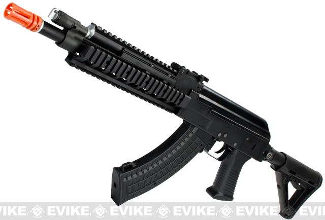 G&P Custom AK105 Tactical Airsoft AEG Rifle (Package: Add Battery + Charger)