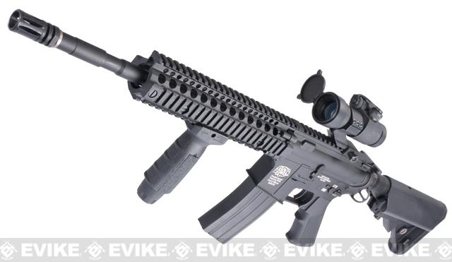 Pre-Order ETA February 2018 Evike Custom Class I G&P M4 Airsoft AEG Rifle - Daniel Defense MK18 (Package: Gun Only)