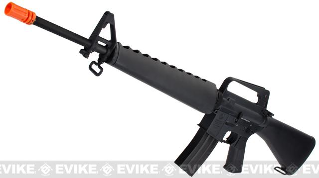 G&P Colt Licensed M16A1 Vietnam Airsoft AEG Rifle (Package: Gun Only)