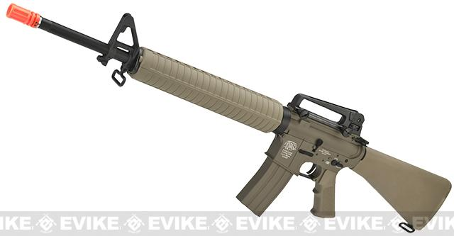 G&P M16A3 Full Size Airsoft AEG Rifle (Package: Desert / Gun Only)