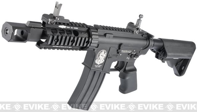 G&P Tank Ultimate CQB AEG Rifle - Extended Stock (Package: Add Battery + Charger)