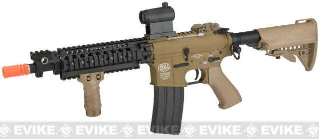 G&P Sentry 10.5 Shorty M4 Airsoft AEG - Sand (Package: Add Battery + Charger)