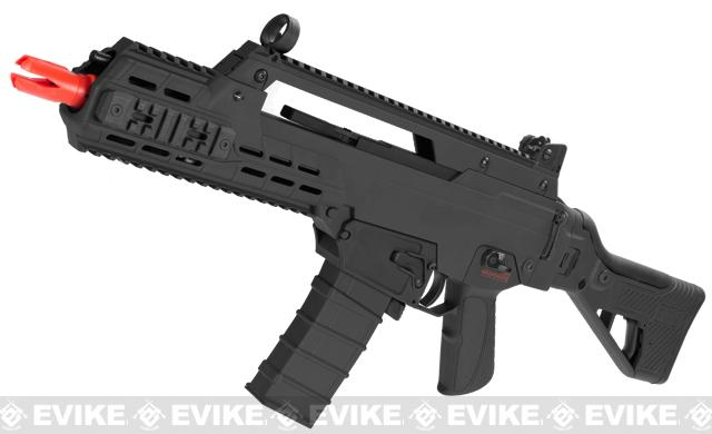 ICS G33 Airsoft AEG Rifle (Color: Black)