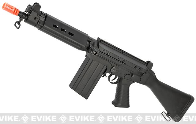6mmProShop Full Metal FAL Carbine Full Size Electric Blowback Airsoft AEG Rifle