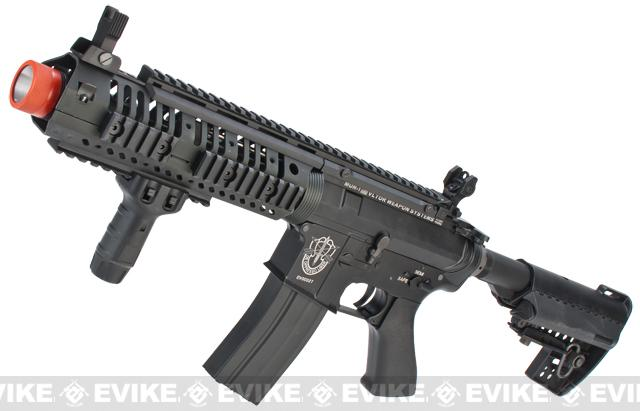 Evike.com Class I Custom Full Metal DE OPPRESSO LIBER Special Forces Airsoft AEG Rifle