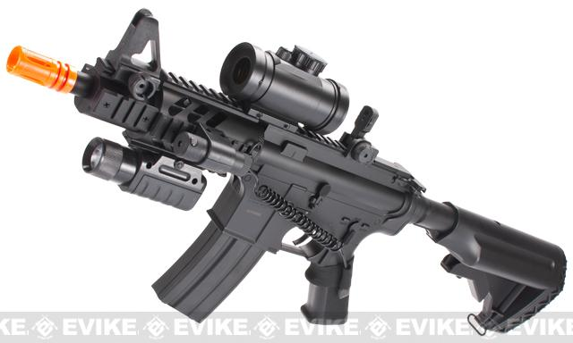 z DE Full Size M4 Shorty M805A2 Low Power Entry Level Airsoft AEG Rifle