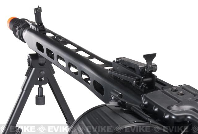 Pre-Order ETA November 2019 Matrix Full Metal MG42 Airsoft AEG Machine Gun  w/ Steel Folding Bipod
