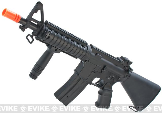 Bone Yard - AGM M4 SR-16 Stubby Full Metal Airsoft AEG Rifle (Store Display, Non-Working Or Refurbished Models)