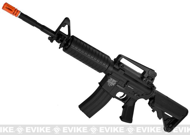 z AIM Top Pro-Line Lipo Ready 8mm Gearbox Full Metal M4 Carbine Airsoft AEG (390~450 FPS)