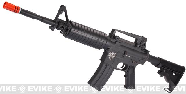 z Matrix Pro-Line Lipo Ready 8mm Gearbox Full Metal M4 Carbine Airsoft AEG (330 FPS / 23 RPS!)
