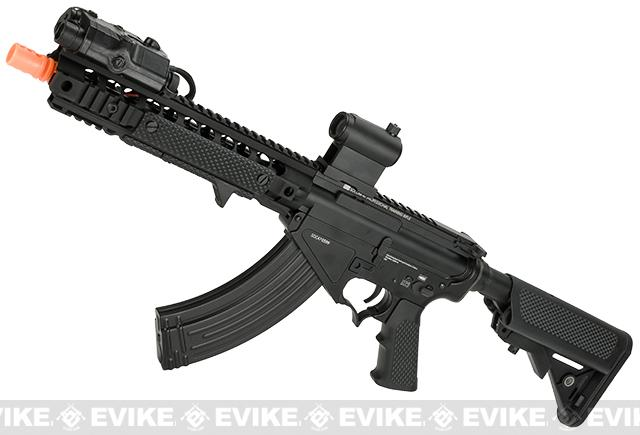 Evike Class I Custom Limited G&P URX III Operator Edition 10.75 Free Float Rail System SR-47