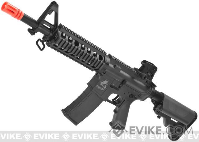 SRC SR4 RIS Dragon Series Airsoft AEG Rifle (Color: Black)