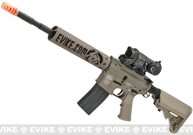 Evike Class I Custom G&P M4 Airsoft AEG Rifle - Unique-AR 9 (Package: Gun Only)