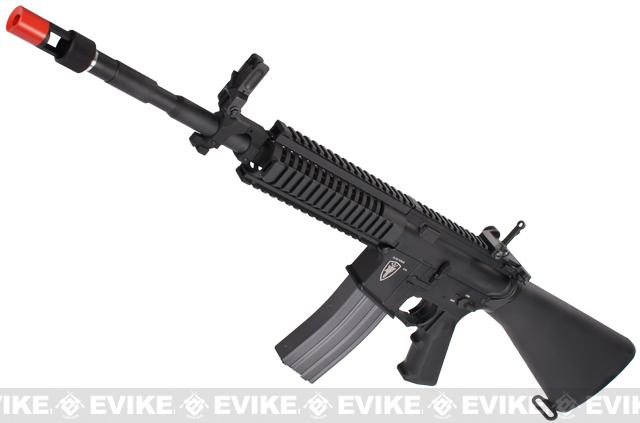 Bone Yard - Elite Force SR16 4CRL Style Full Metal M4 Airsoft AEG Rifle by VFC (Store Display, Non-Working Or Refurbished Models)