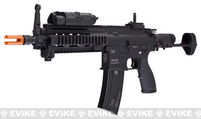Bone Yard - H&K Umarex HK416C Full Metal Airsoft AEG Rifle by VFC (Store Display, Non-Working Or Refurbished Models)