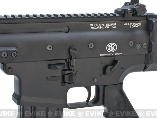 aeg vfc mk16std b 5 cyber monday deal!) fn herstal full metal scar light airsoft aeg SCAR- L Assault Rifle at soozxer.org