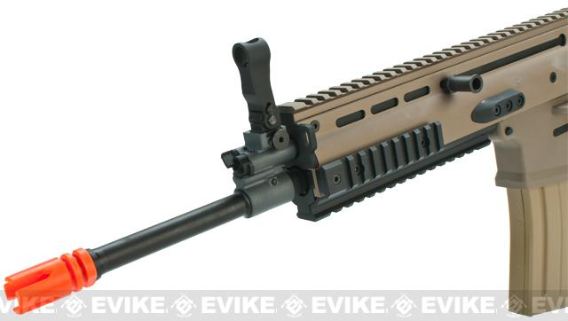 aeg vfc mk16std de 4 fn herstal full metal scar light airsoft aeg rifle by vfc (model vfc wiring harness with fuse at edmiracle.co