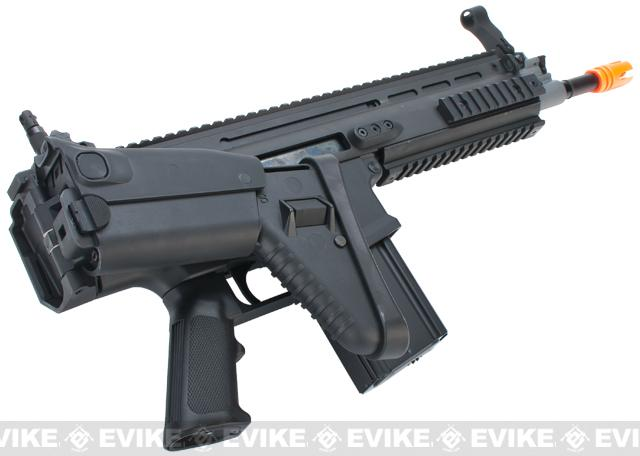 aeg vfc mk17cqc b 8 fn herstal full metal scar heavy airsoft aeg rifle by vfc (model SCAR- L Assault Rifle at soozxer.org