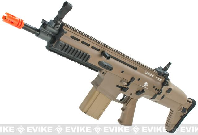 Bone Yard - FN Herstal Full Metal SCAR Heavy CQC Airsoft AEG Rifle by VFC (Store Display, Non-Working Or Refurbished Models)