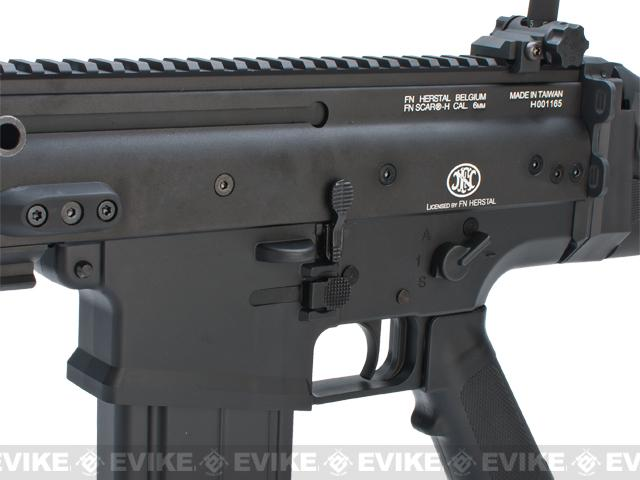 aeg vfc mk17std b 5 fn herstal full metal scar heavy airsoft aeg rifle by vfc (model SCAR- L Assault Rifle at soozxer.org