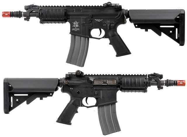 z VFC E Series Full Metal M4 CQB Defender Airsoft AEG Rifle