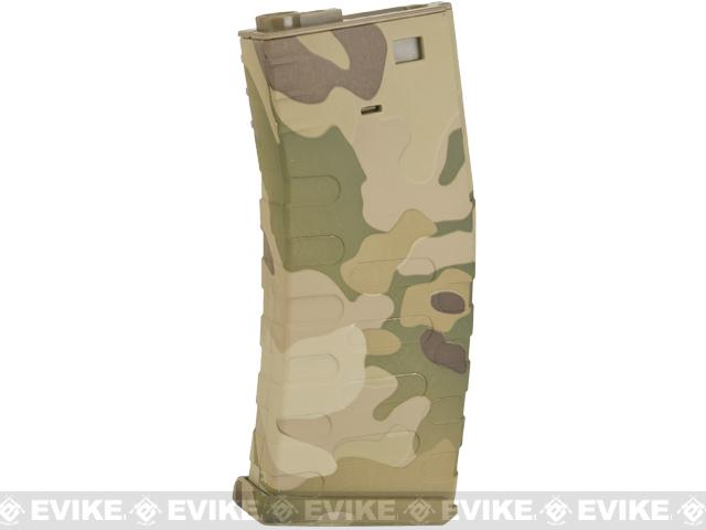 APS 300rd U-Mag Hi-Capacity Magazine for M4 / M16 / UAR Series Airsoft AEG Rifles (Color: Multicam)