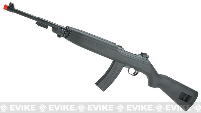 AGM M1 Carbine Full Size Airsoft Bolt Action Replica Rifle - Black