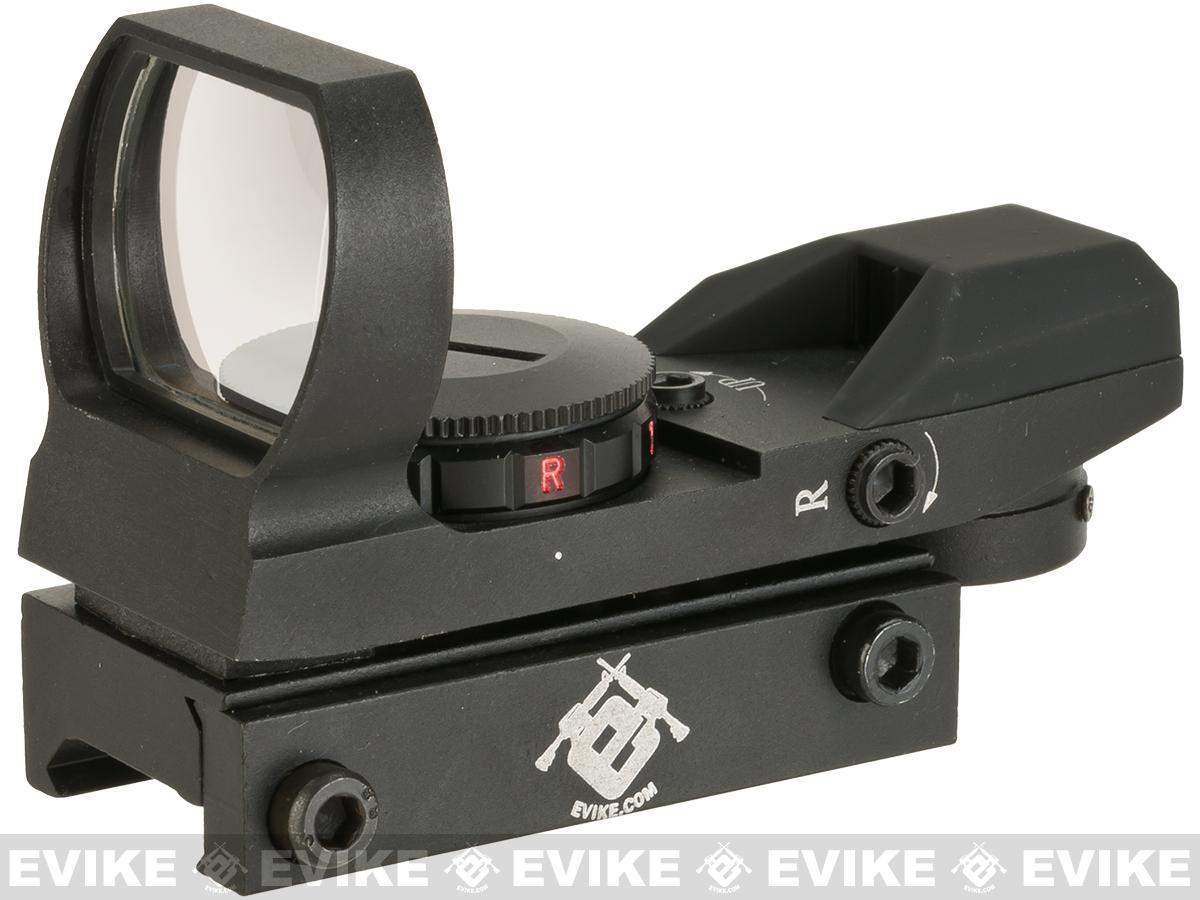Evike Panorama Red / Green Dot (Type: Spec. Ops Reticle / Black)