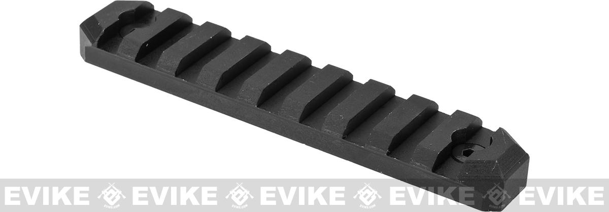 AIM Sports 20mm Accessory Rail for Keymod Handguards (Length: 9 Slot)