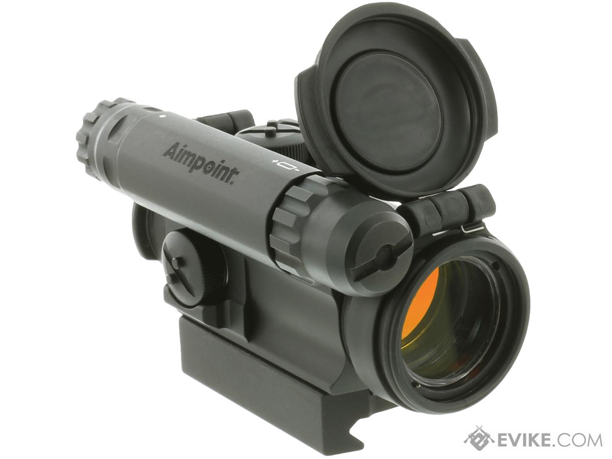 Aimpoint CompM5 2 MOA Red Dot Optic w/ Standard Picatinny Mount