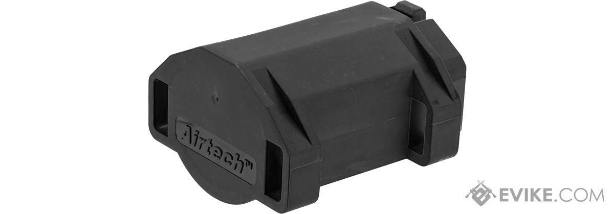 Airtech Studios BEUTM Battery Extension Unit for AM-013/AM-014/AM-015 Series Amoeba Airsoft AEGs - Black