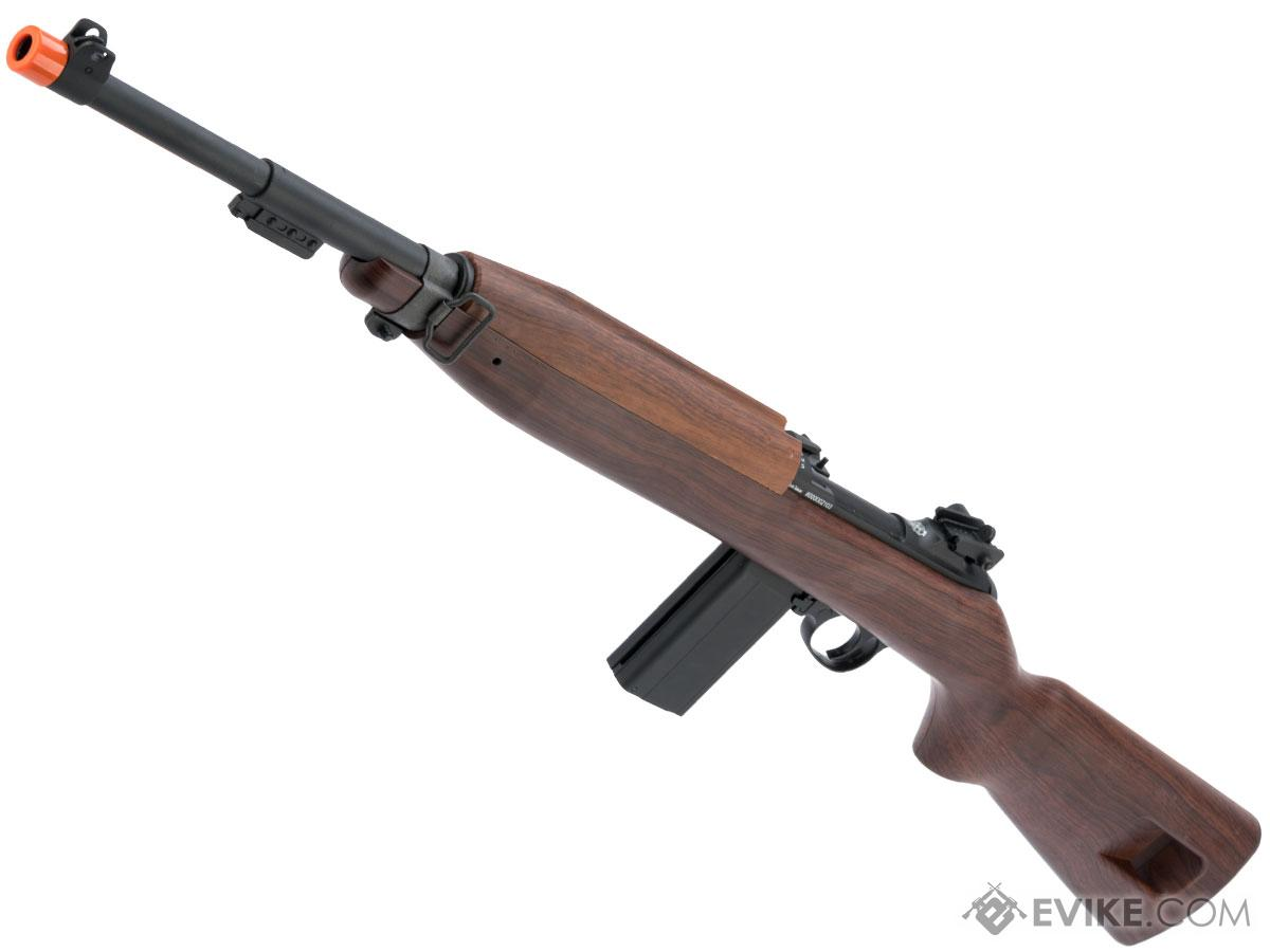Springfield Armory Licensed M1 Carbine CO2 Gas Blowback Airsoft Rifle