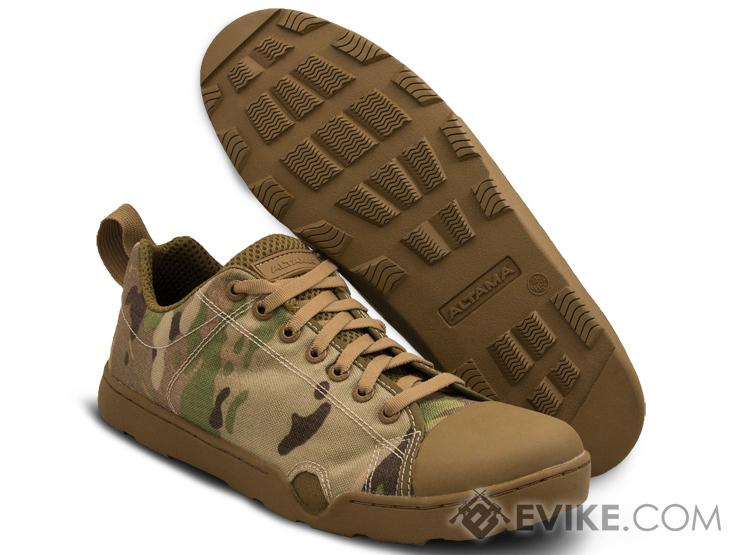 Altama OTB Maritime Low-Top Assault Boots (Color: Multicam / 8.5)