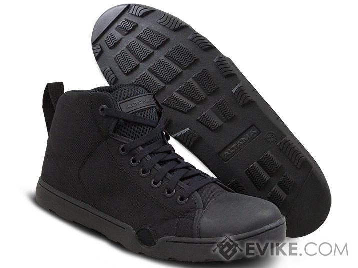 Altama OTB Maritime Assault Boots (Color: Black / Mid / 14)