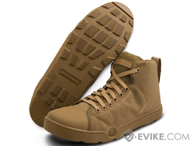 Altama OTB Maritime Assault Boots (Color: Coyote / Mid / 8.5)